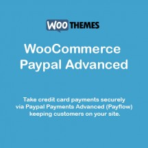 WooCommerce Paypal Advanced Payement Gateway