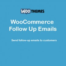 follow up emails woocommerce