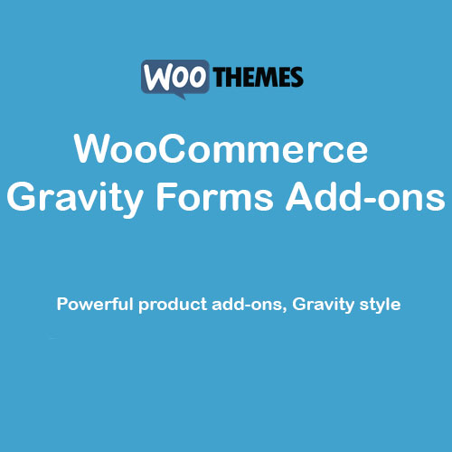 WooCommerce Gravity Forms Add-ons