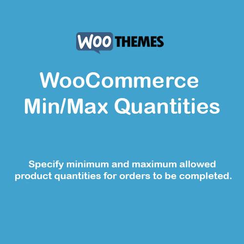 WooCommerce Min/Max Quantities